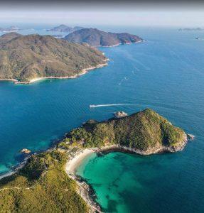 Sharp Island 360 View Sai Kung Kayak Tour